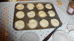 mince pies ready for the oven