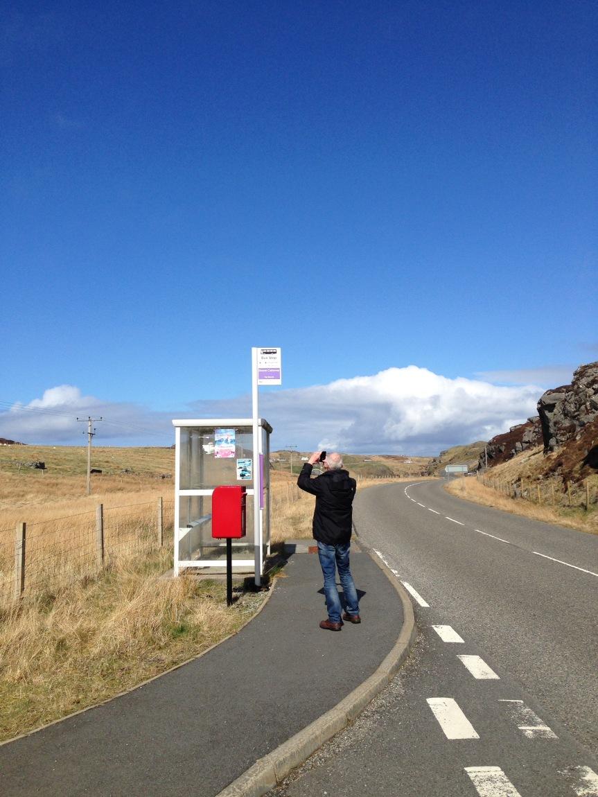 Upstream Scotland visit