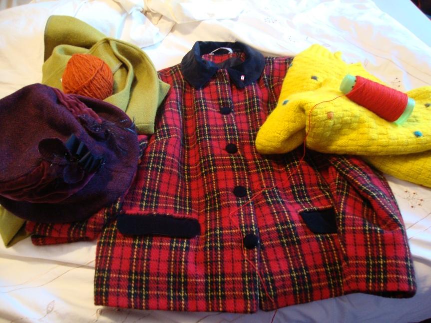 Wool Extravaganza