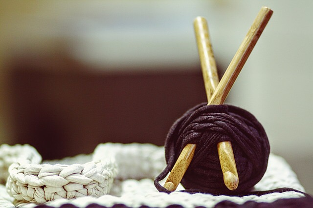 Crochet and Poetry