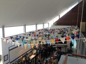The incredible Barra Bunting on display @anlanntair